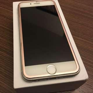 iPhone 6 盒裝 64g銀色