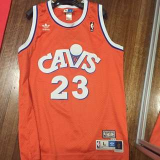 Lebron James Cleveland Cavaliers Retro Jersey