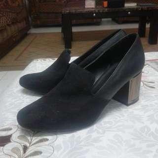 Vincci Black Shoes #OCT10