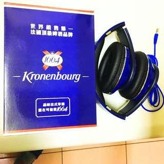 (換/售)可倫堡1664品味時尚耳機