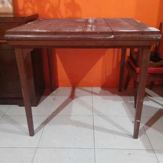 Vintage Solid Wood Table Antique