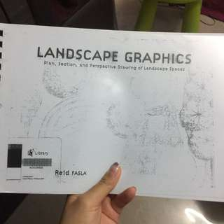 Landscape Graphics Book