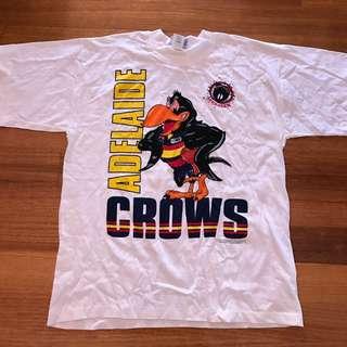 Vintage Adelaide Crows tee