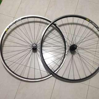 Mavic Cxp22 Wheelset