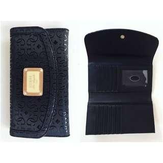 K016-GUESS BLACK LIPAT ukuran 17,5 x 10cm IDR 225.000,-