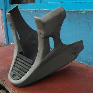 Air Scoop Suzuki Rgr