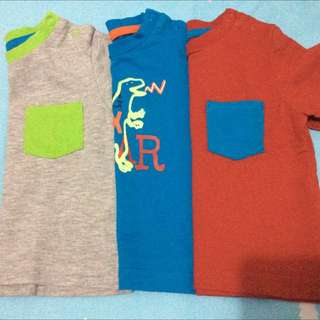 MOTHERCARE TEES 3-6 Months
