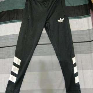 愛迪達Adidas Skinny Track Pants 運動褲 陳奕迅代言 黑色