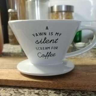 Coffee Steeper.