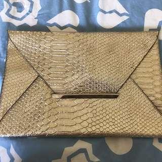 Forever New Envelope Clutch