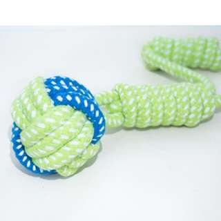 New rope tug toy in stock!