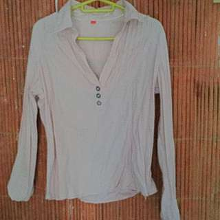 Pinky Blouse By Esprit Original