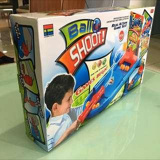 Toy Ball & Shoot (Basketball)