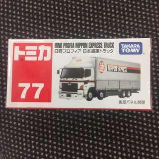 Nippon Express Truck