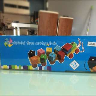 Toy Educational Alphabet Train
