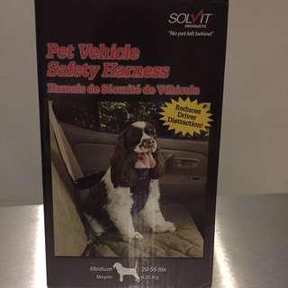 Solvit Pet Vehicle Safety Harness