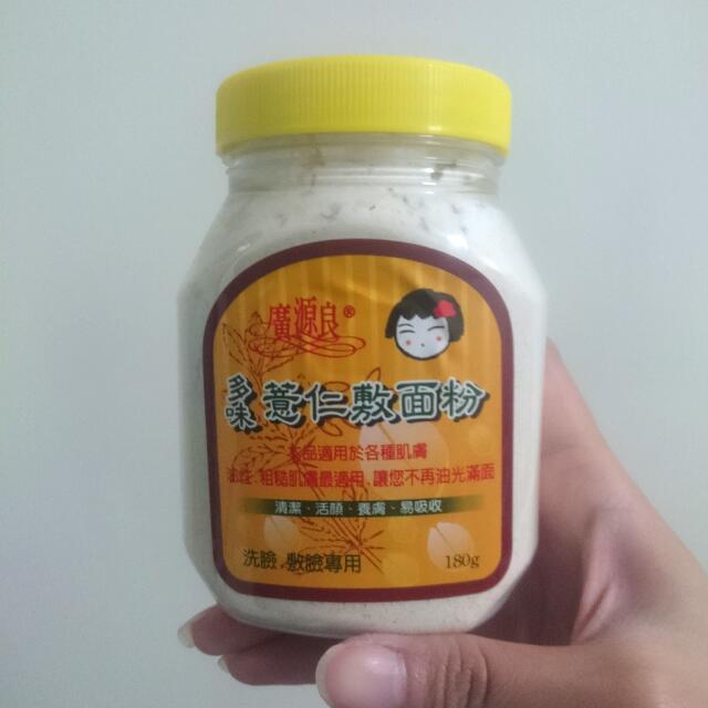 薏仁敷面粉
