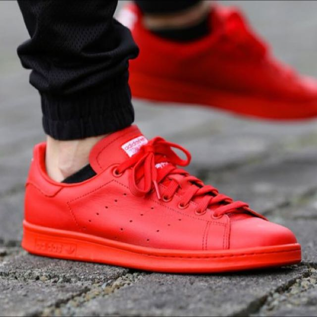 latest fashion quite nice best selling Adidas Consortium X Pharrell Williams Stan Smith, Men's ...