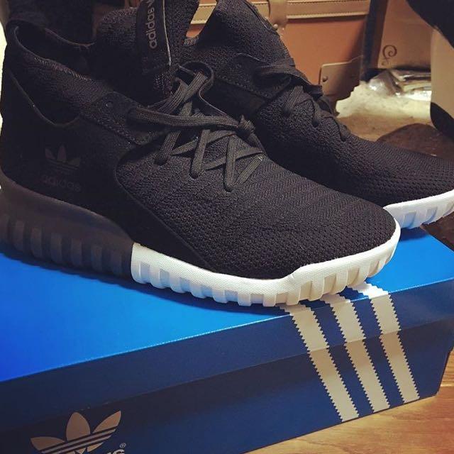 Adidas Tubular X 黑白