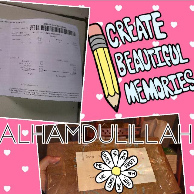 Alhamdulillah Sendal C&K Sold 😊