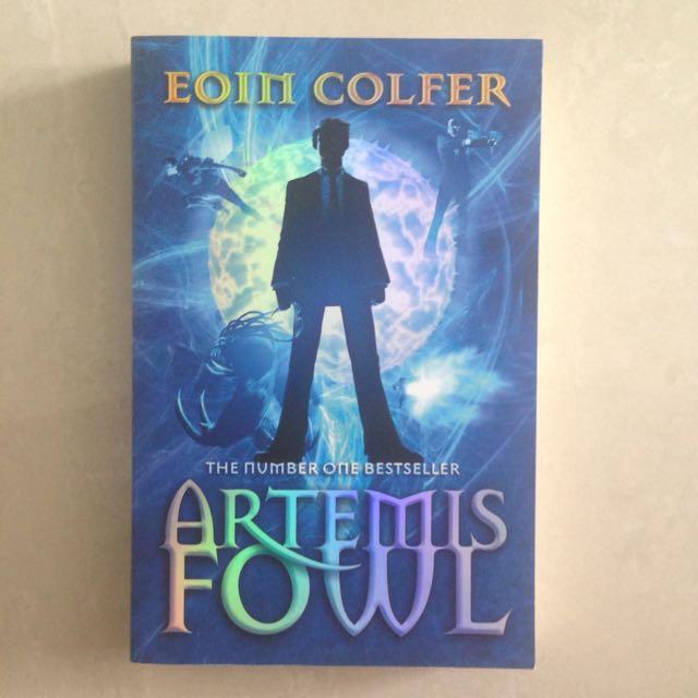 Artemis Fowl - Book One