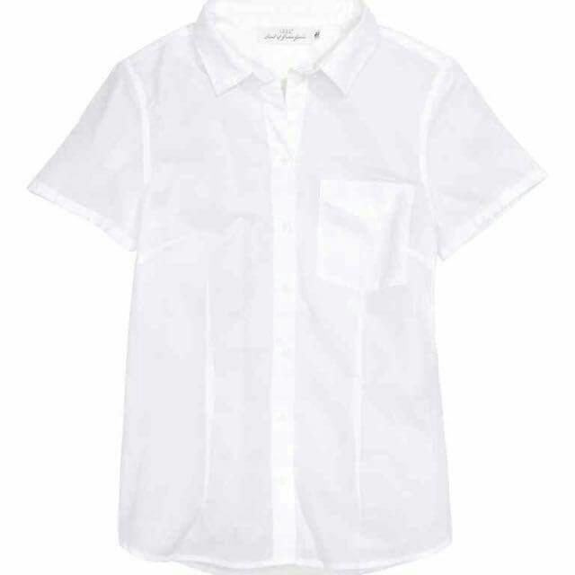 Authentic H&M Button Down