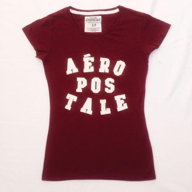 Authentic Aeropostale Tshirt Top Excess Overrun