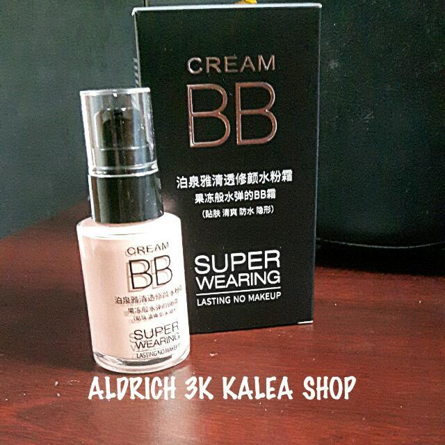 Bioaqua Bb Cream Super Wearing Lasting