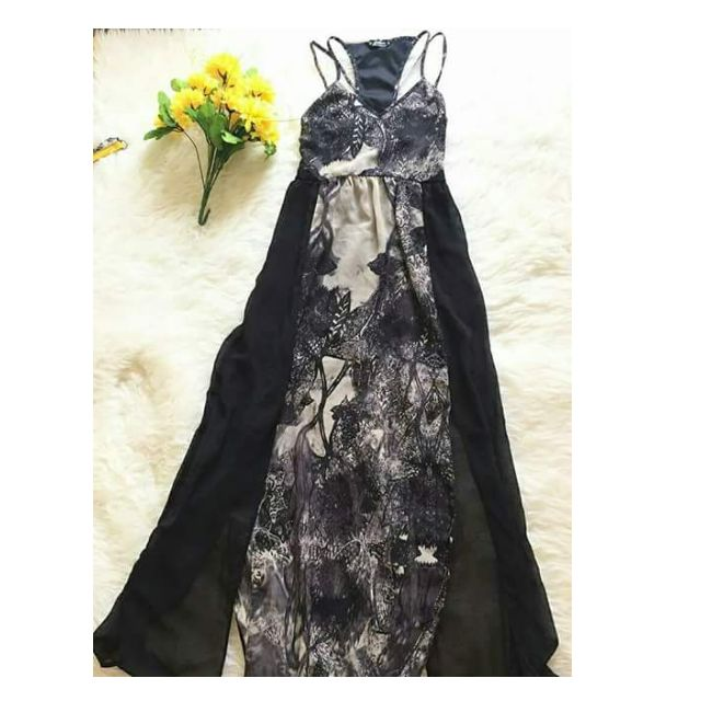 black longdress brand petite