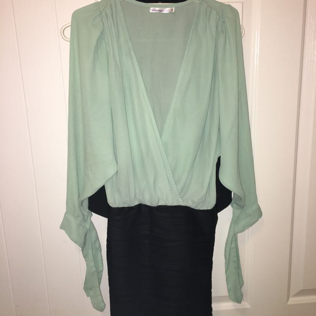 Blouse And Skirt In One, Size 8