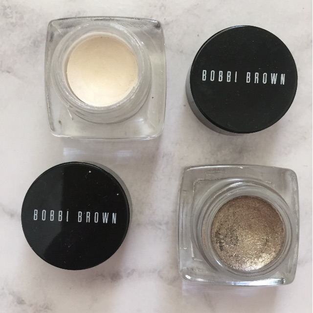 Bobbi Brown Long-Wear Cream/Metallic Shadow