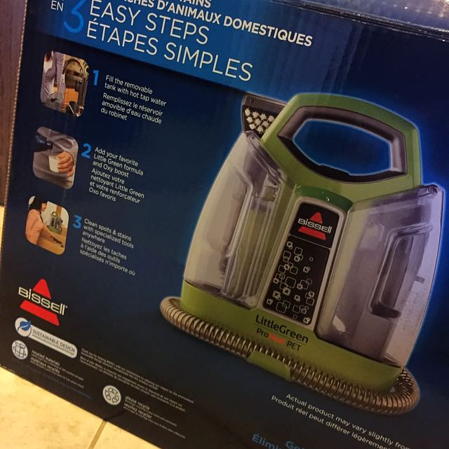 Brand New Bissell Upholstery Cleaner