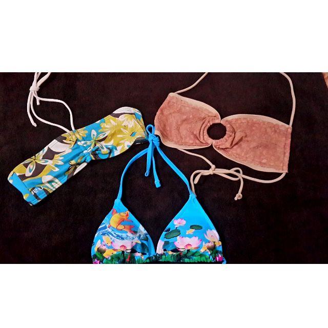 Repriced! Bundle: 3 Bikini Tops