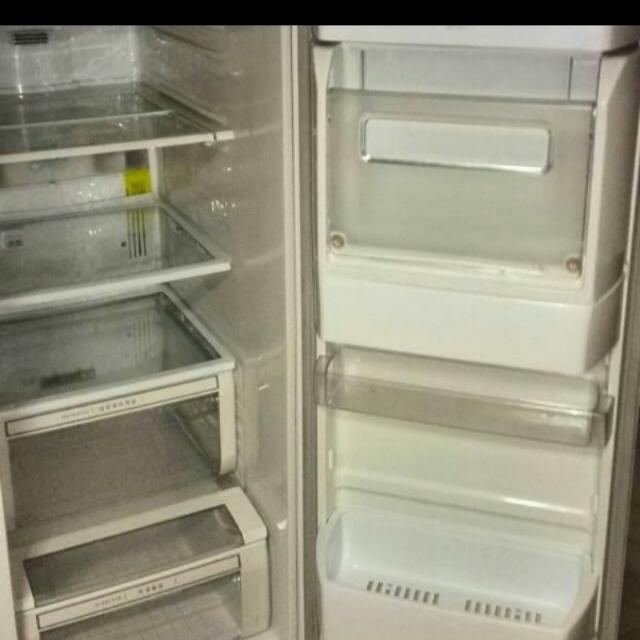 cabinet style refrigerator (samsung zipel brand )