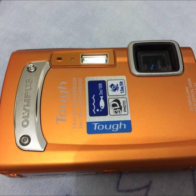 Camera (Olympus Waterproof)