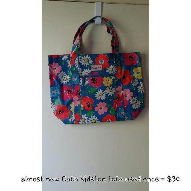 Cath Kidston Tote Bag Summer Beach Bag