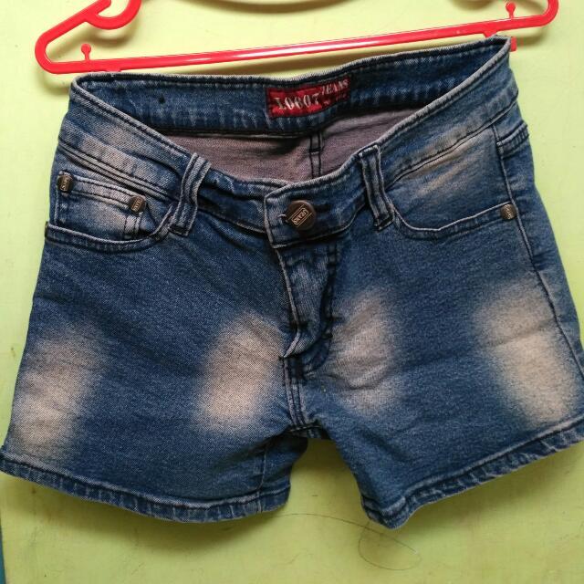Celana pendek Logo Jeans