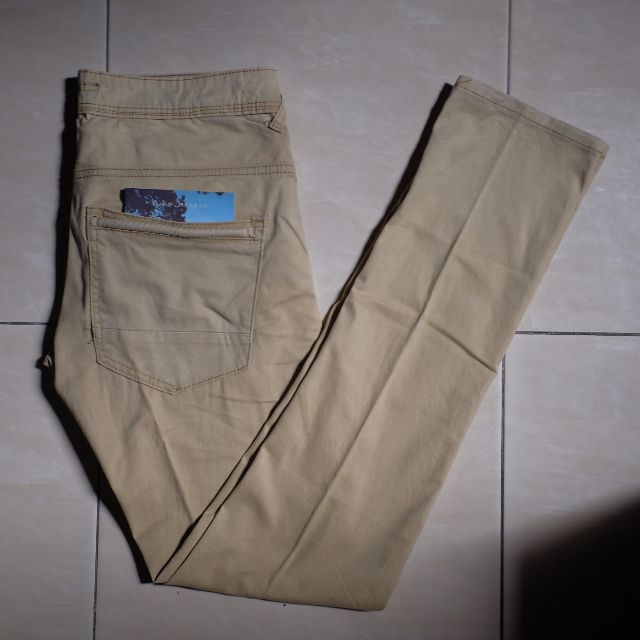 Chino Khaki Pants by Nudie Jeans Co.