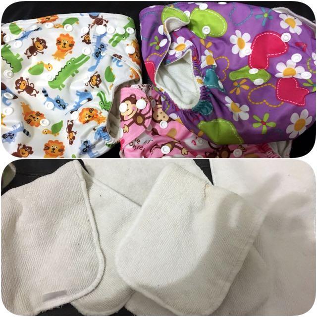 Cloth Diaper Baby