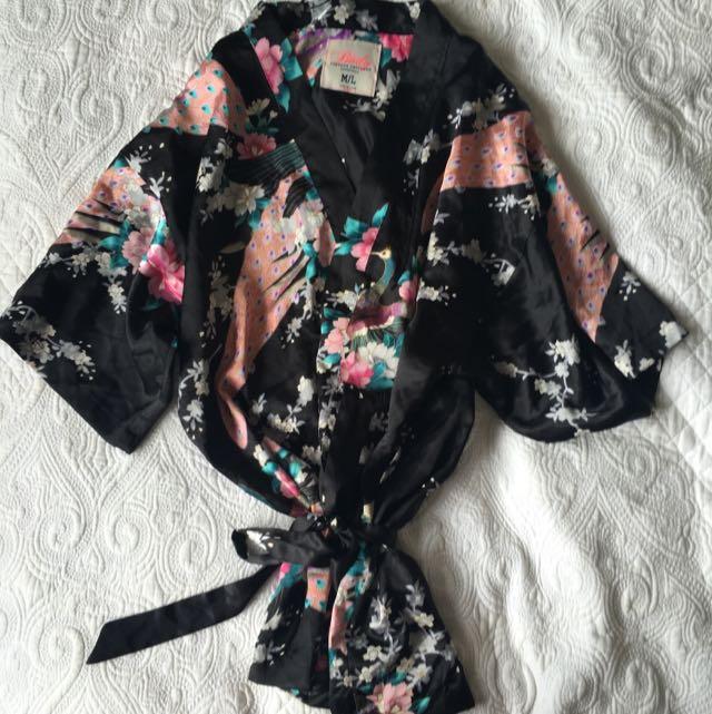 Cotton On Body Kimono M/L