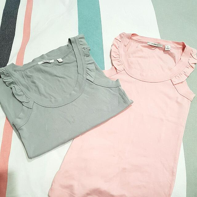 Country Road Tank Tops