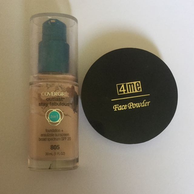 Cover Girl Foundation And Powder