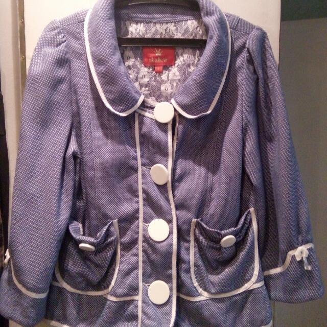 Cover Up/ Blazer / Jacket
