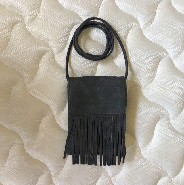 Dark Grey Bag