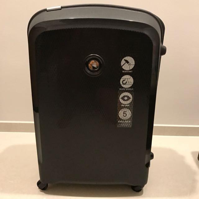 Delsey Hard Case Luggage