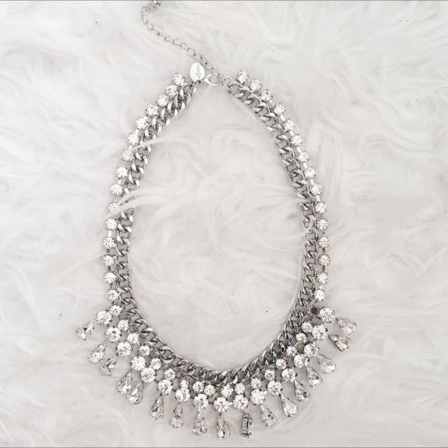 Diamond Stimulant Fashion Necklace