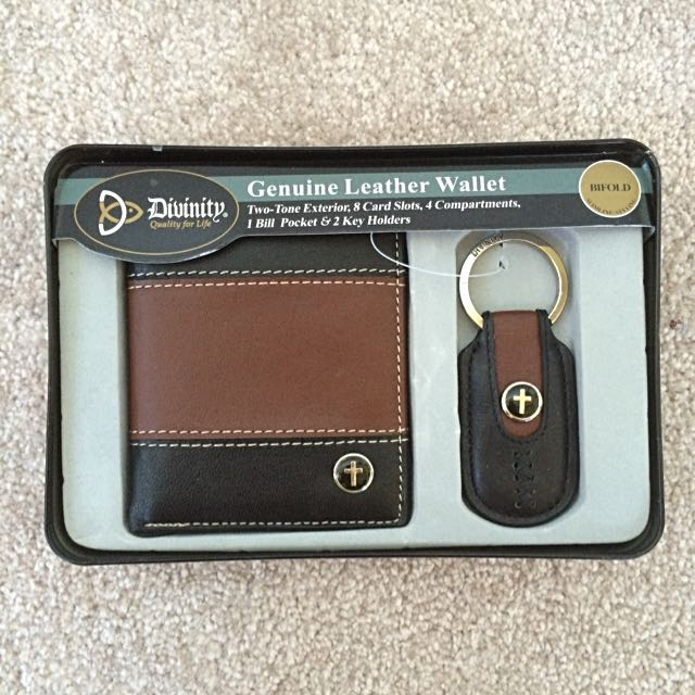 Divinity Genuine Leather Wallet