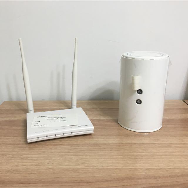 Dlink 無線分享器 Wifi