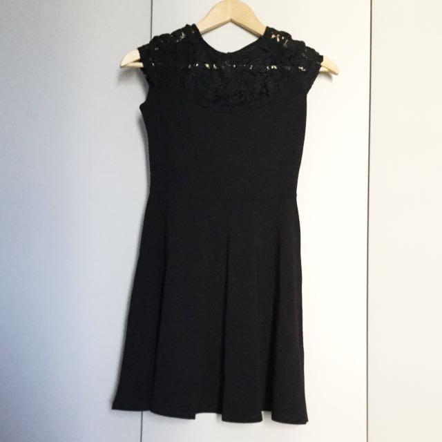 DOROTHY PERKINS - BLACK DRESS