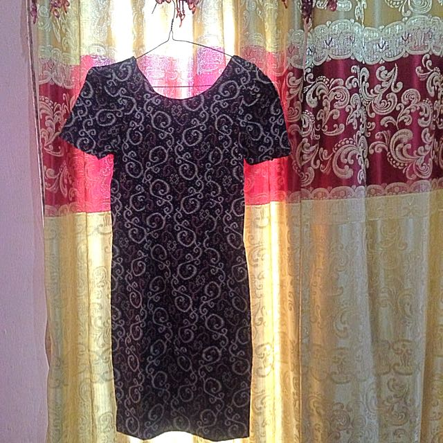 Dress Batik Clothwear